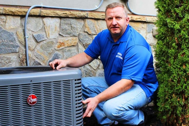 air conditioner repair, replacement and maintenance Asheville NC