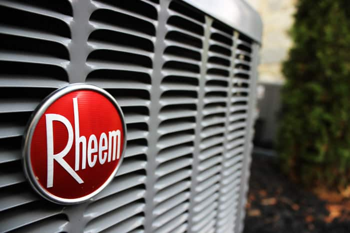 rheem air conditioner Asheville, NC