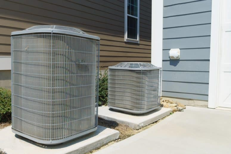 aging air conditioner in Asheville